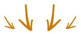 frecce per evidenziare