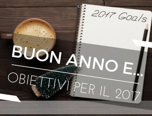Auguri di Buon Anno e Obiettivi Ben Formati per il 2017