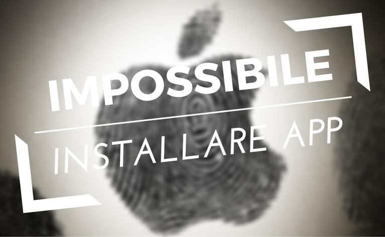 Impossibile Installare Applicazioni e Programmi su Mac OSX Sierra
