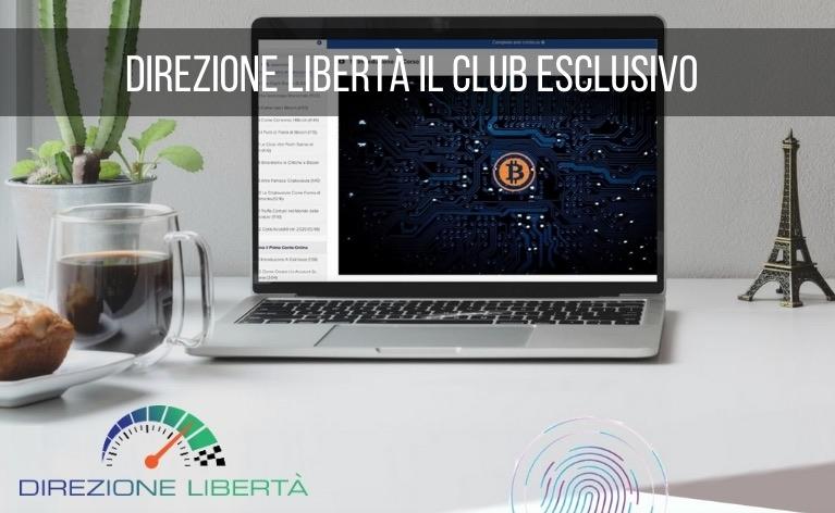 Direzione Libertà il club esclusivo per uno stile di vita superiore